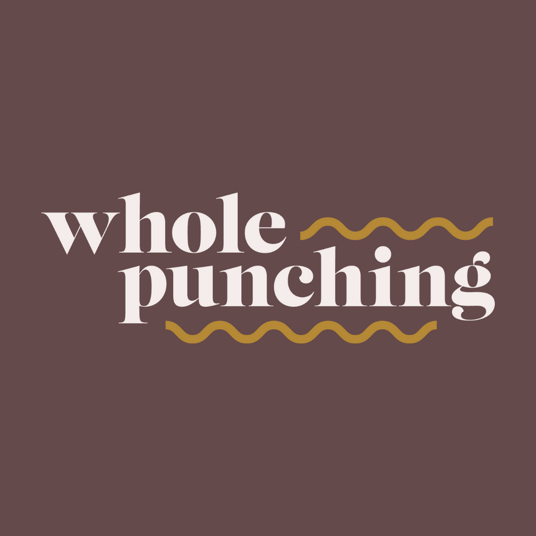 Whole Punching electronic gift card