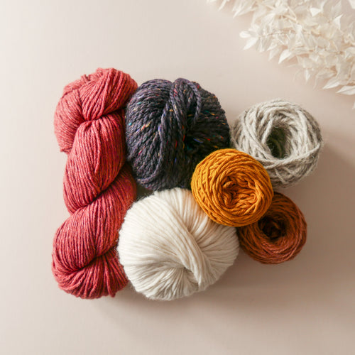 Autumn yarn pack