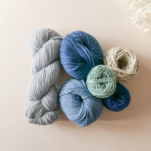 Blues yarn pack