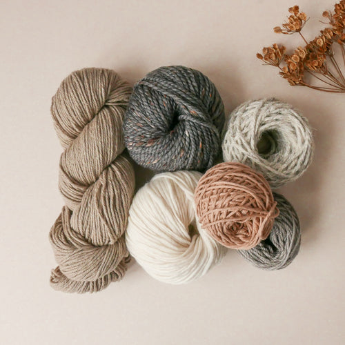 Neutrals yarn pack