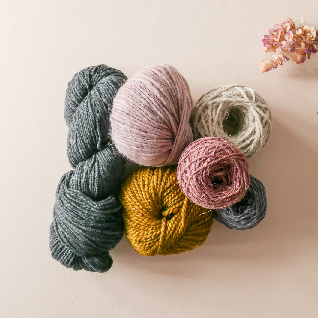 Pink pop yarn pack