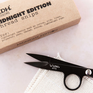 LDH thread snips midnight edition