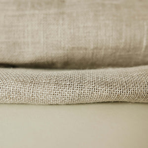linen punch needle fabric