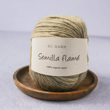 Load image into Gallery viewer, Semilla Flame punch needle yarn
