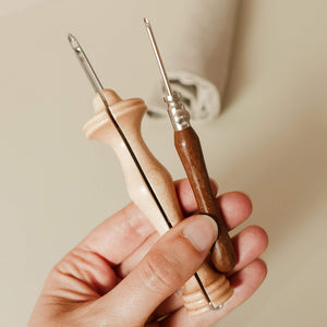 Fine Oxford and Lavor punch needle tools