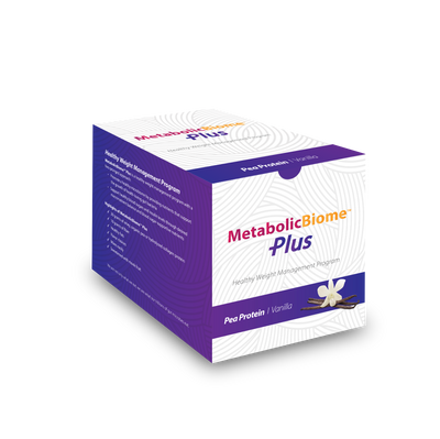 MetabolicBiome™ Plus 7-Day Kit - Organic Pea Protein