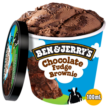 Ben & Jerry's Chocolate Fudge Brownie 500ml - Gelicious