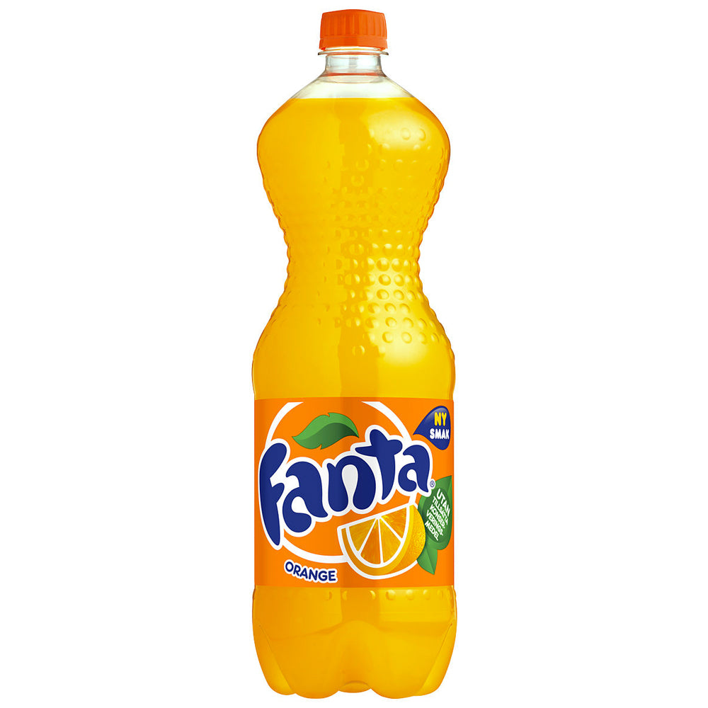 Fanta Orange 1,5L - Gelicious