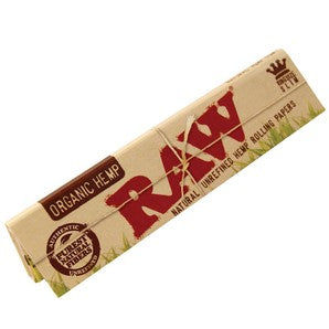 RAW Kingsizw Slim + Tips - Gelicious