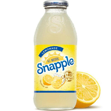 Snapple Lemonade 473ml - Gelicious
