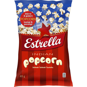 Indian Popcorn 65g - Gelicious