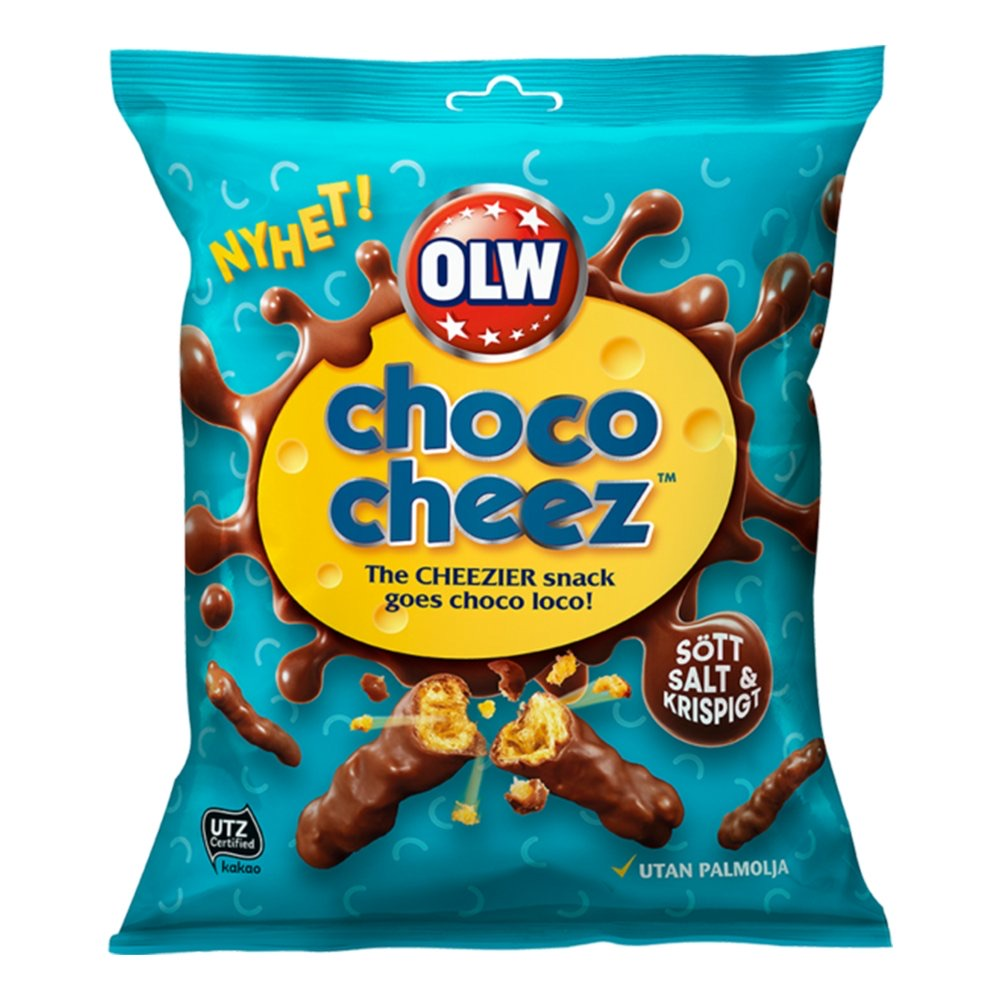 Choco cheeze - Gelicious