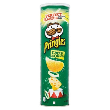 Pringles Cheese & Onion 190g