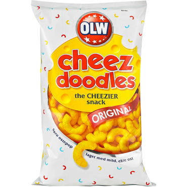 OLW Cheez Doodles 160g - Gelicious
