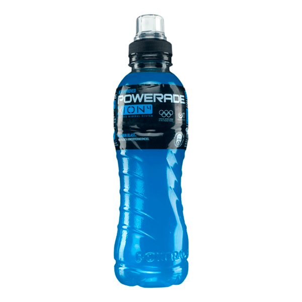 Powerade Blue Mountain - Gelicious