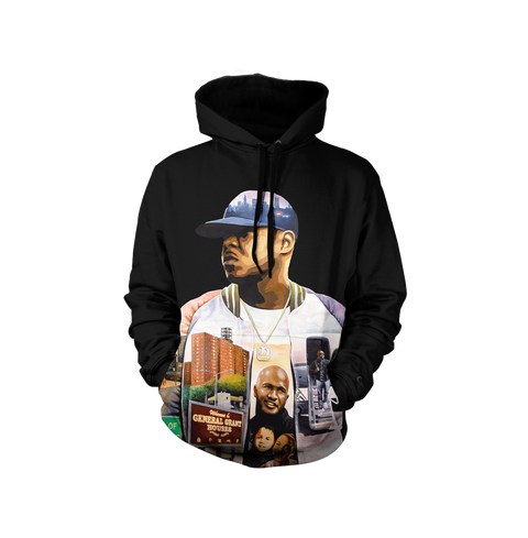 Album Art Black Hoodie + Digital Album