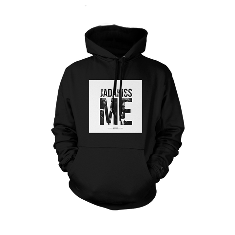 Square JADAKISS ME Black Hoodie + Digital Album
