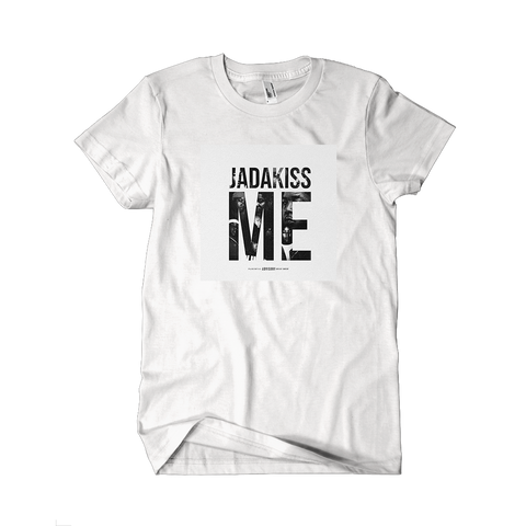 Square JADAKISS ME White T-Shirt + Digital Album