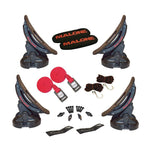 Malone Saddle Up Pro 4 Pack