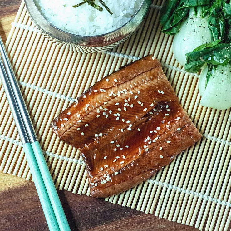 Fri, May 29 - Char-Grilled Unagi Set - Living Menu