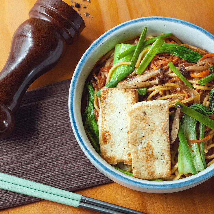 Wed, Jun 3 - Stir-Fried Yellow Noodle With Soybean Paste (Vegan)