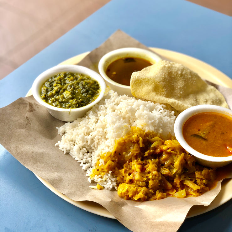 Mon, Sep 30 - Indian Mixed Rice With Vegetables - Living Menu