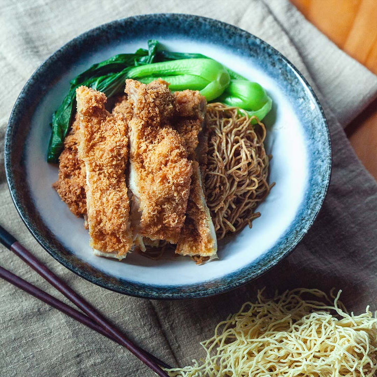 Mon, Oct 21 - Chicken Cutlet Noodle - Living Menu
