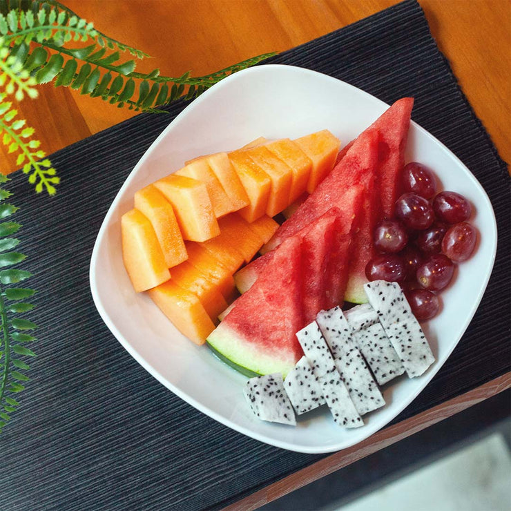 Wed, Jan 8 - Assorted Fruit Bowl (Vegan) - Living Menu