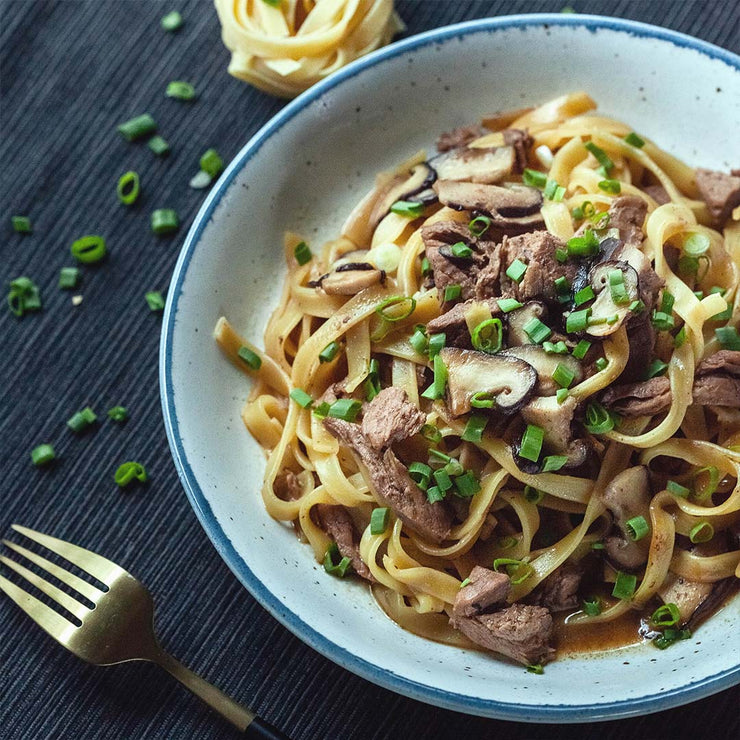 Fri, July 26 - Duck Ragu Pasta - Living Menu