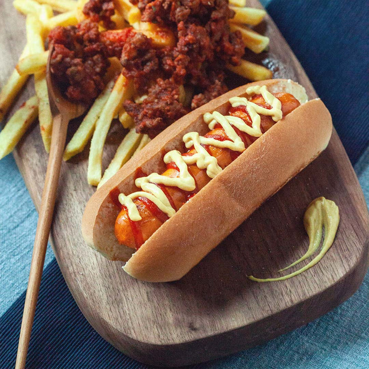 Fri, Nov 15 - Classic American Hot Dog With Bolognese Fries