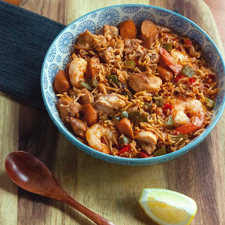 Mon, Feb 24 - Cajun Jambalaya - Living Menu