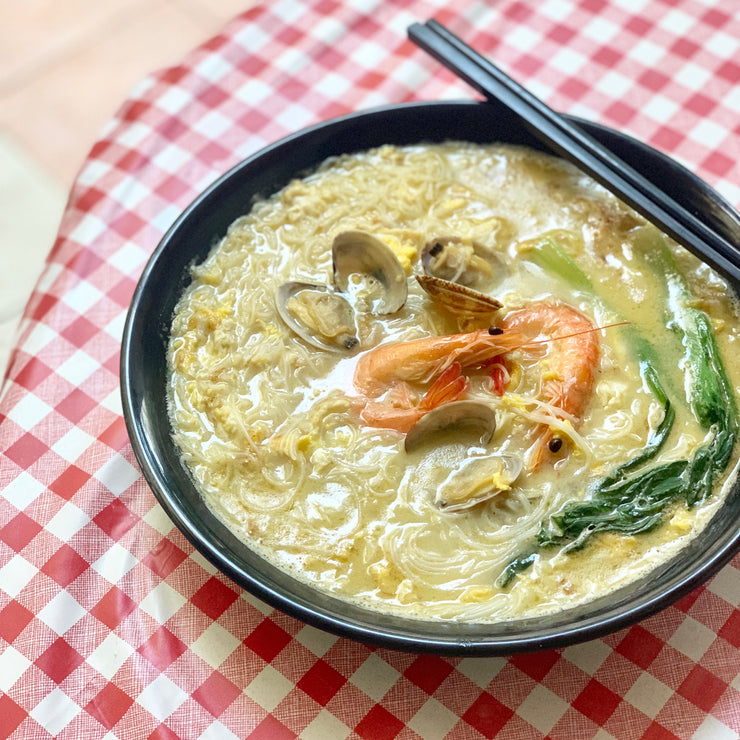 Tue, Nov 19 - Seafood White Beehoon - Living Menu