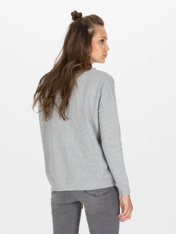 Sweater mit Galaxy-Motiv