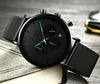 Ultra-Thin Waterproof Quartz Watch - Urban Fashion King