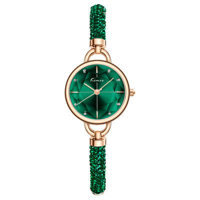 KIMIO Diamond Bracelet Women's Watches - Urban Fashion King
