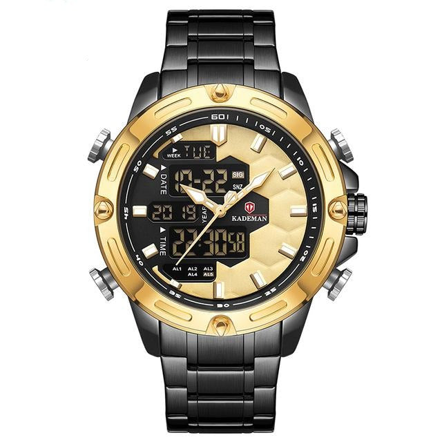 KADEMAN New Soccer Inspire Sport Watch - Urban Fashion King