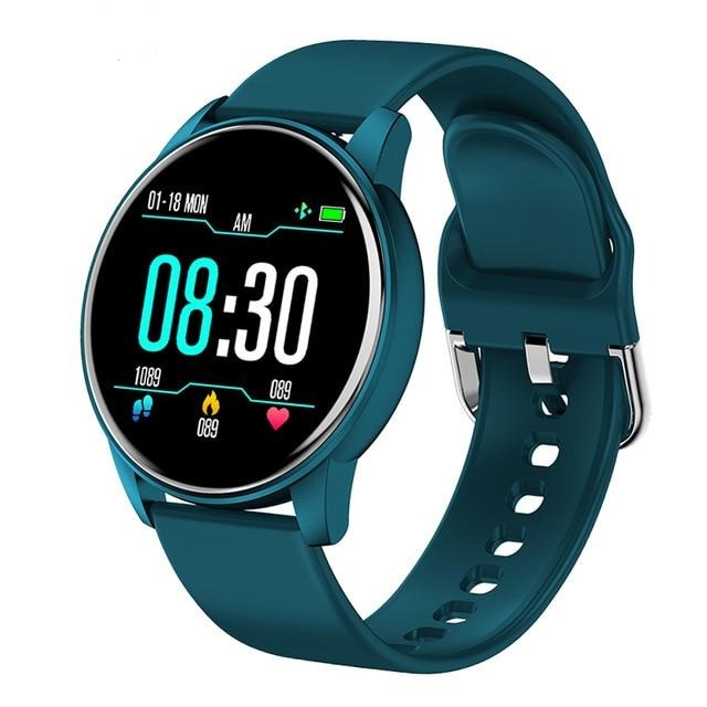 LIGE Women Smart Watch Tracker Heart Rate Monitor - Urban Fashion King