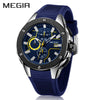 Silicone Army Military Silicone Strap Quartz Watches - Urban Fashion King
