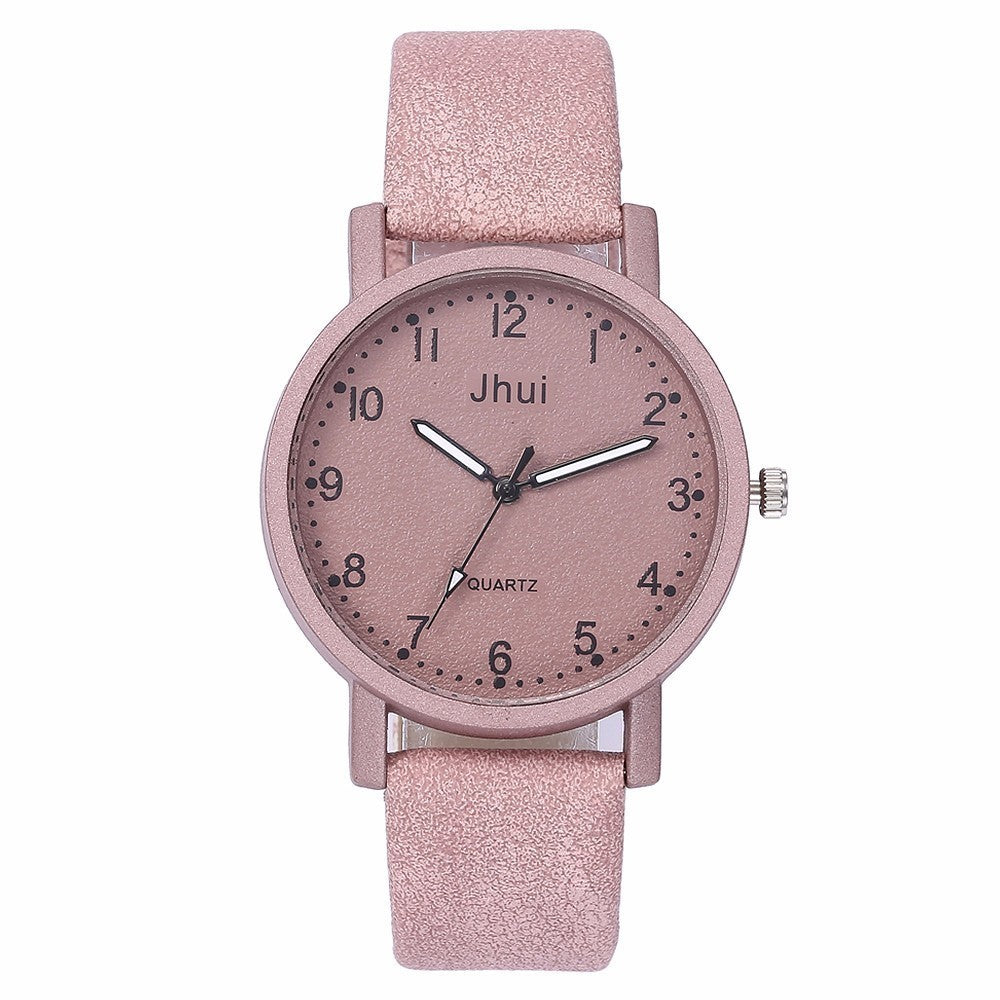 Casual Luxury Ladies Quartz Watch - Urban Fashion King