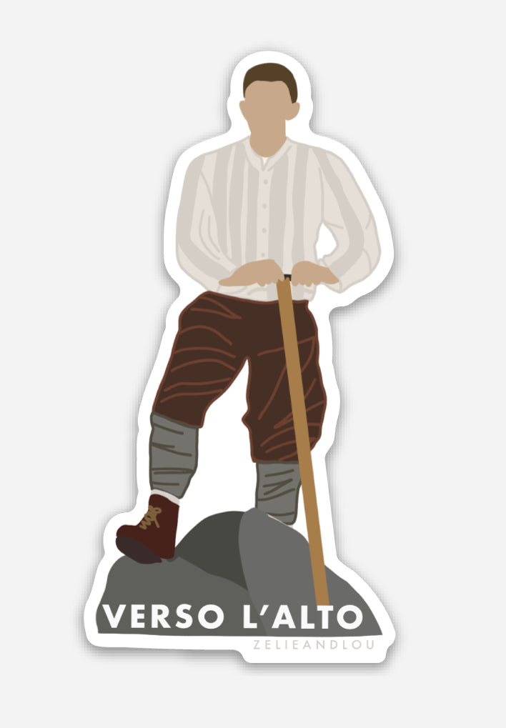 Blessed Pier Giorgio Frassati Sticker
