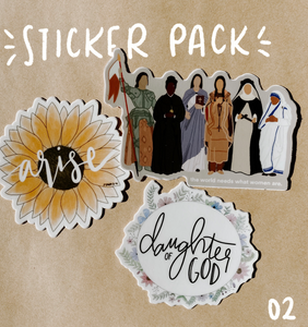 Sticker Value Pack//02