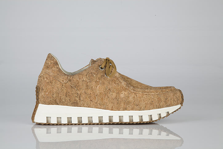 BAY running sneaker cork