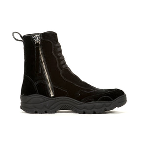 BOCCACCIO BOOT BLACK VELVET