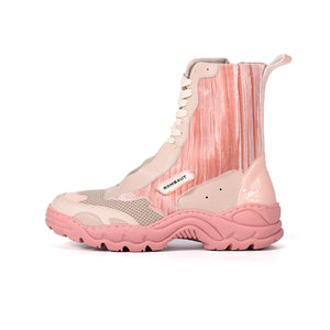 BOCCACCIO BOOT ROSE