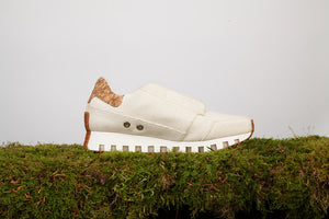 INSIGHT III running sneaker with hidden laces ORGANIC