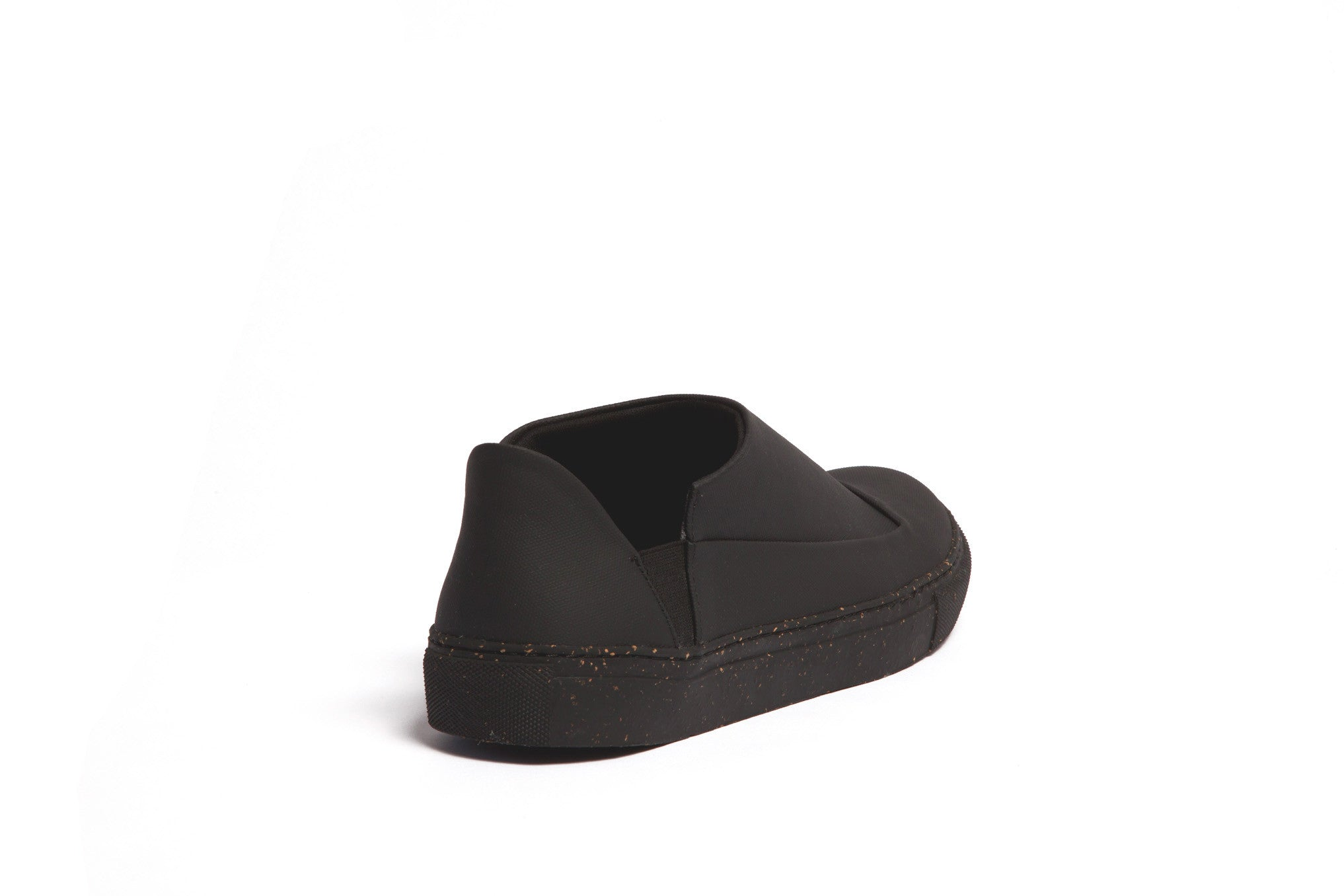 OBJECT 1 slip-on BLACK