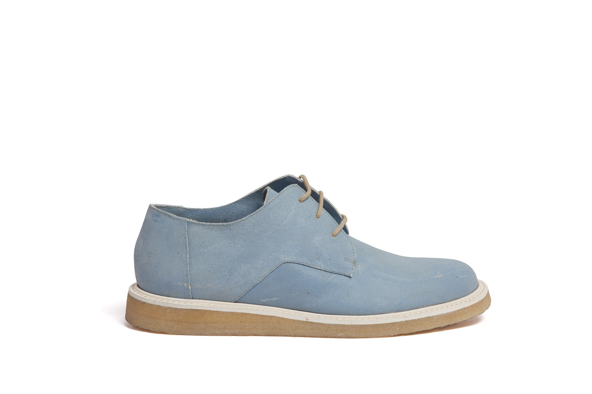 PLATO derby ICE BLUE