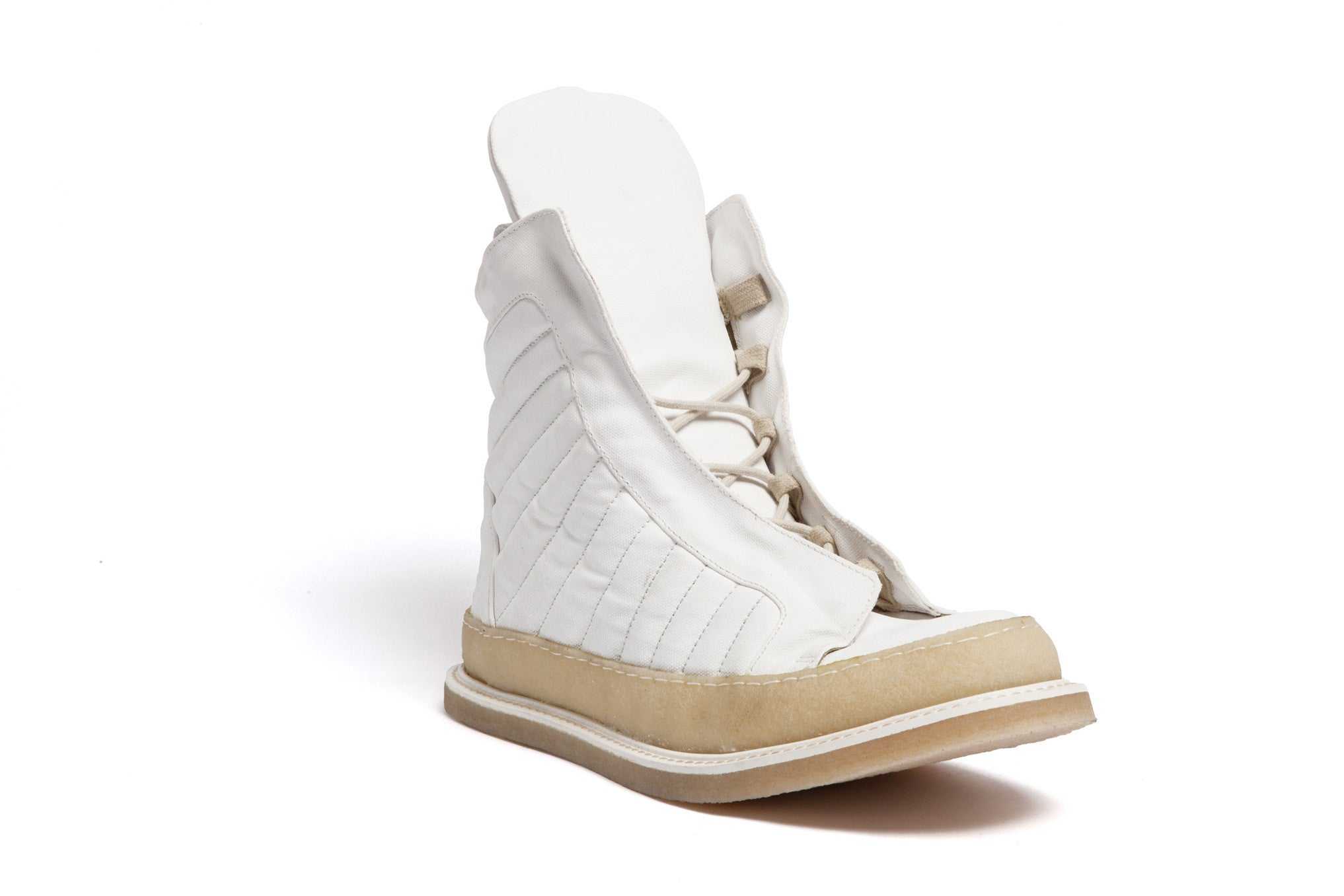 HAWKING sneakers WHITE