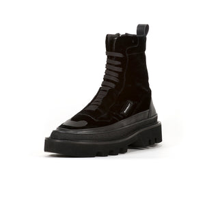 PROTECT HYBRID BOOT BLACK VELVET