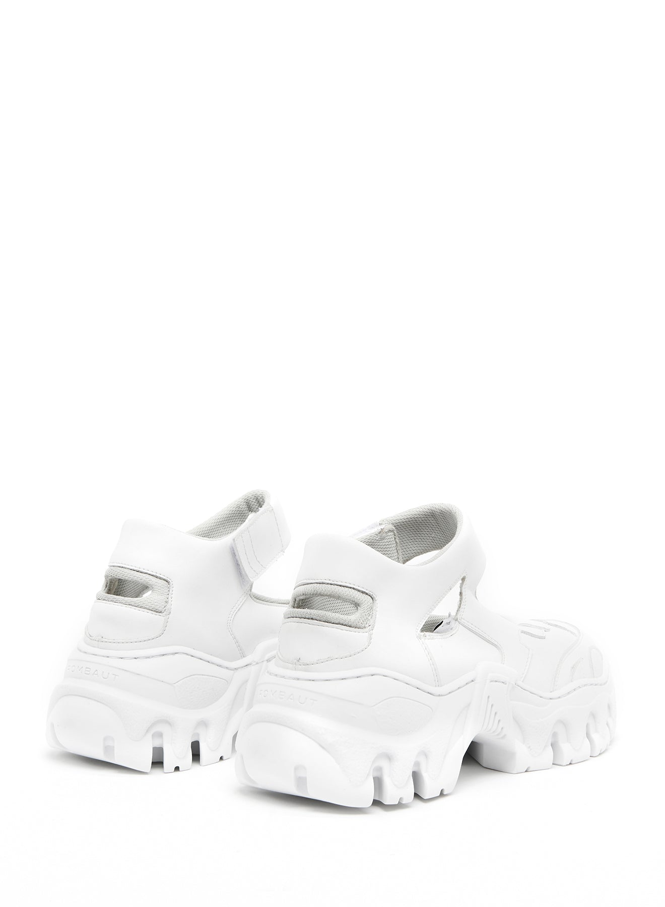 BOCCACCIO II IBIZA FUTURE LEATHER WHITE
